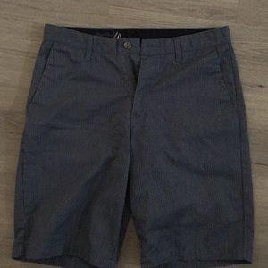 Volvo's Frickin Stripe Chino Shorts 32